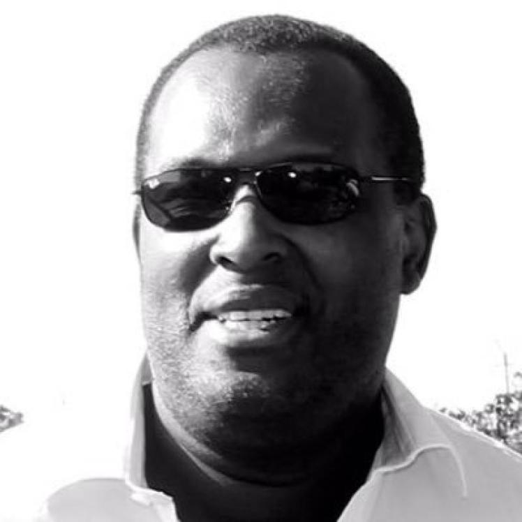 Nzanga Mobutu/Photo depuis Twitter