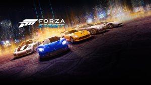 Forza Street débarque sur téléphone !