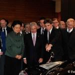 50ème anniversaire de l'établissement des relations diplomatiques entre la France et la République populaire de Chine