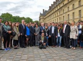 Retour sur la participation de la Fondation Charles de Gaulle au 70e anniversaire de la victoire du 8 mai
