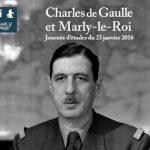 Journée d'études «Charles de Gaulle et Marly-le-Roi»