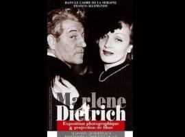 «Marlene Dietrich : une légende en images» – exposition à la maison natale Charles de Gaulle