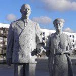 Une statue de De Gaulle vandalisée à Calais
