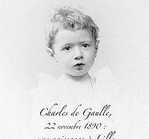 126ème anniversaire de la naissance du général de Gaulle