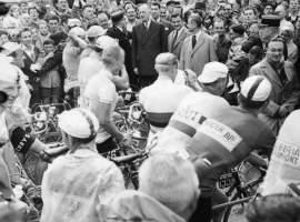 De Gaulle et le monde sportif