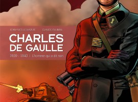 Bande dessinée Charles de Gaulle – Tome 2