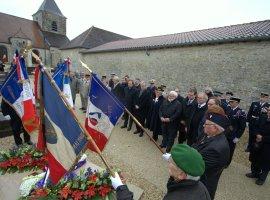 9 novembre 2016 : 46ème anniversaire du décès du général de Gaulle