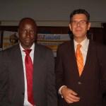Le Directeur exécutif de FUNIBER au Sénégal rencontre les personnalités importantes du pays