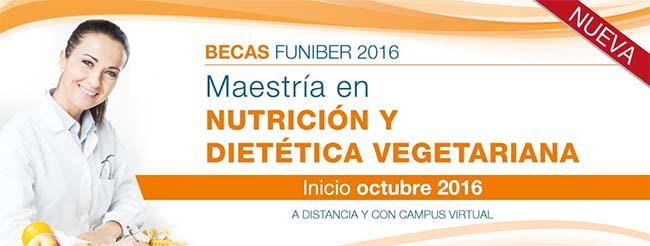 FUNIBER présente au Guatemala le nouveau Master en Nutrition et Diététique Végétarienne
