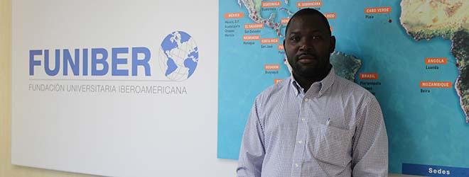 Le délégué de FUNIBER en Guinée Équatoriale visite le siège de la Fondation en Espagne
