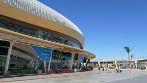installations de l'aéroport international de Faro (Portugal)