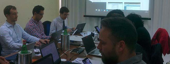 FUNIBER participe à la deuxième réunion annuelle du projet européen d'éducation financière SUCCEED