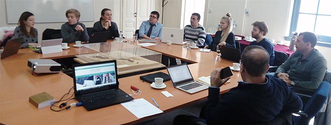 FUNIBER à Athènes pour le suivi du projet ESSENCE
