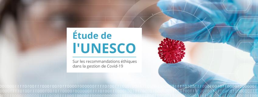 FUNIBER participe à l'étude sur les recommandations éthiques de l'UNESCO pour la gestion de la COVID-19
