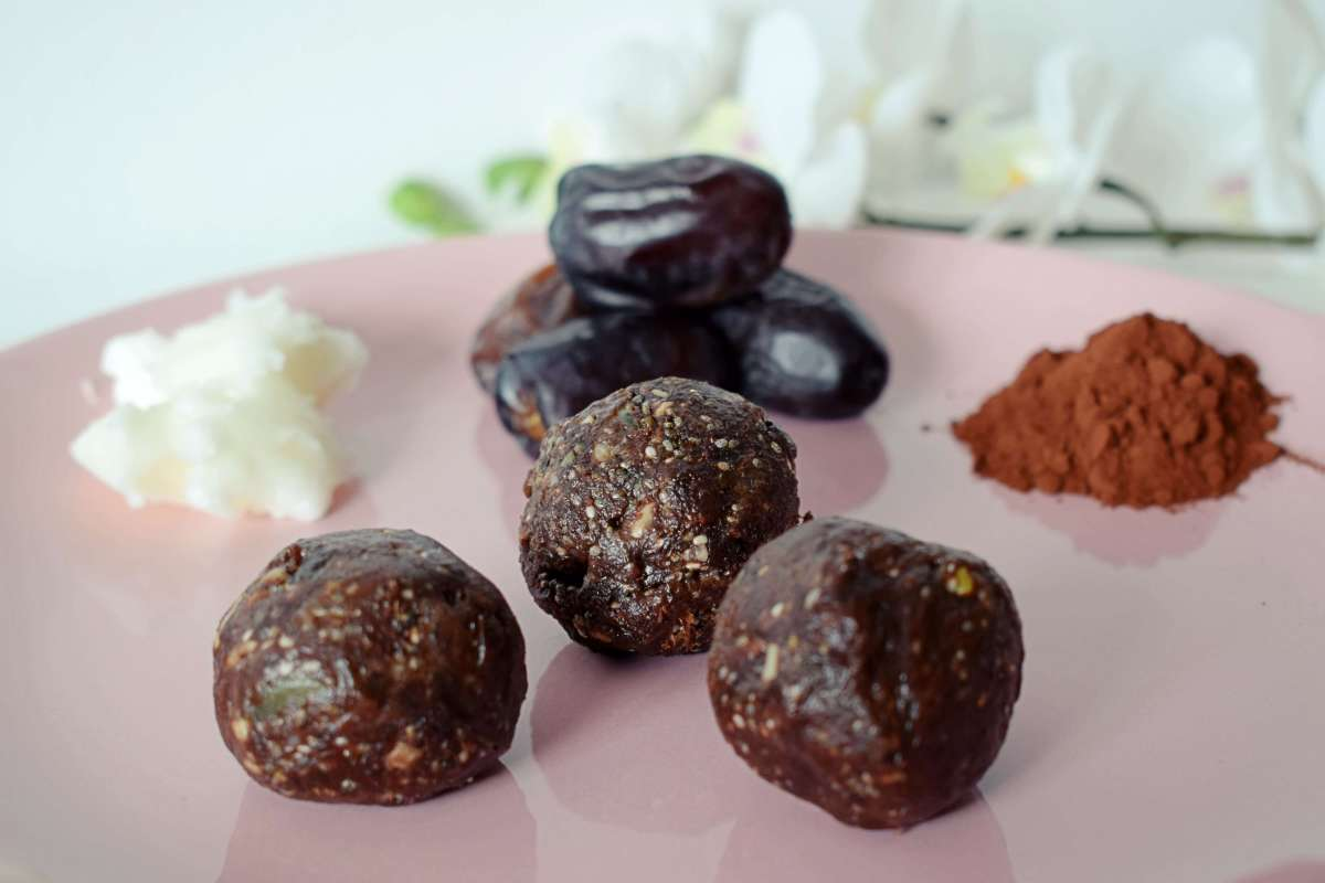 energy balls my favourite healthy snack