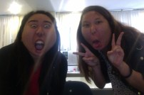 What happens when you leave your laptop unattended. HA HA Arra and Nike.