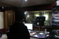 frankie torres reverb music productions recording studio christmas is behind the scenes first recording