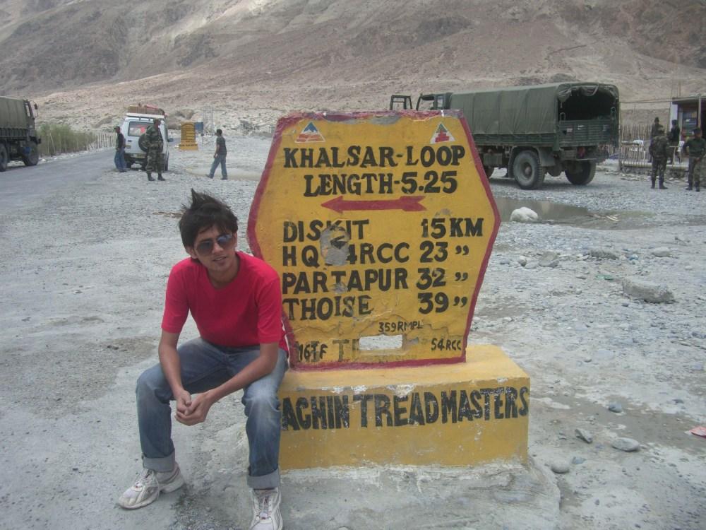 Ladakh > A Dream Come True > Nubra Valley (6/6)