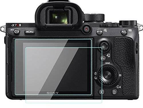 Lot de 2 protections d'écran LCD pour Sony Alpha A7R III / A7R II / A7R3 / A7R2