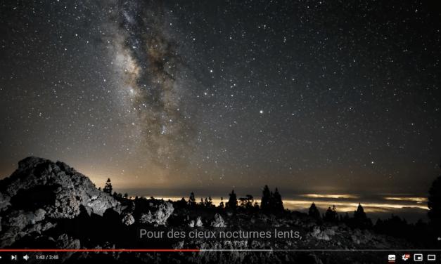 Vidéo Sony : Comment créer un Time-lapse ?