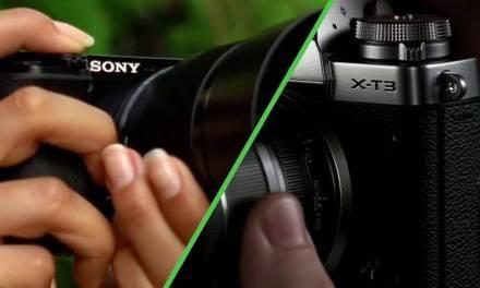 Duel entre le Fujifilm X-T3 et le Sony Alpha 6600