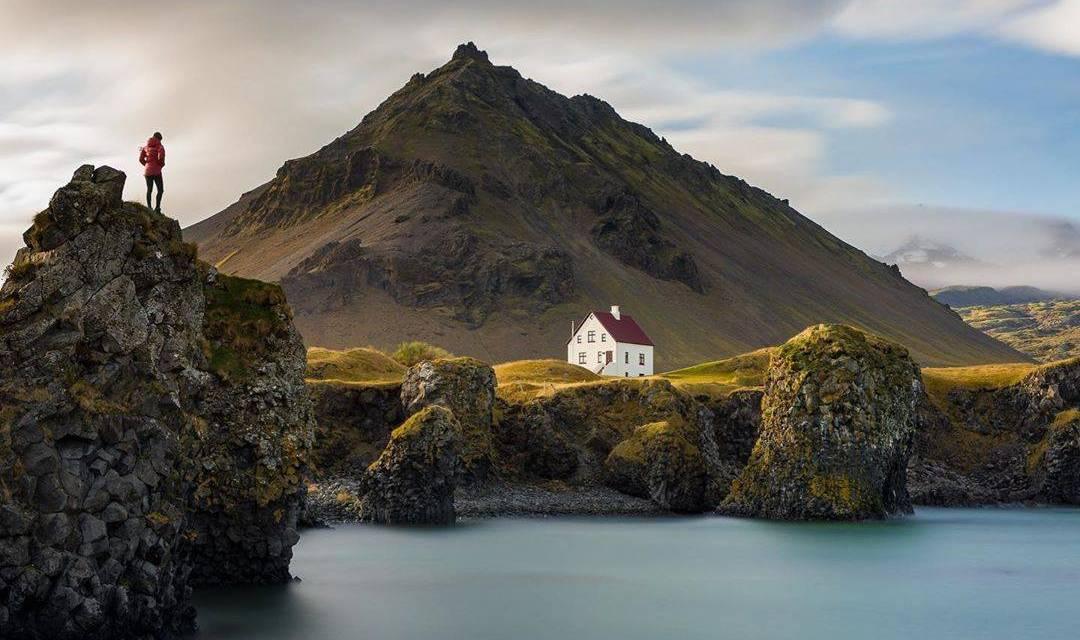 Encore une superbe photo d'Islande !