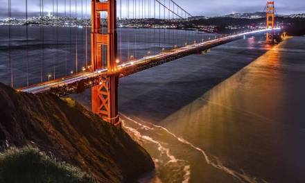 Pour le photographe de la côte Est @craigsbeds qui prend cette photo de San Fransisco …