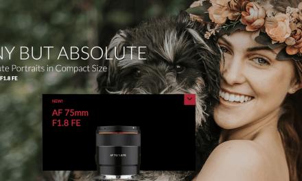 """Samyang AF 75mm f / 1.8 FE testé par Photographyblog : """" un objectif premium innovant à un prix très attractif"""""""