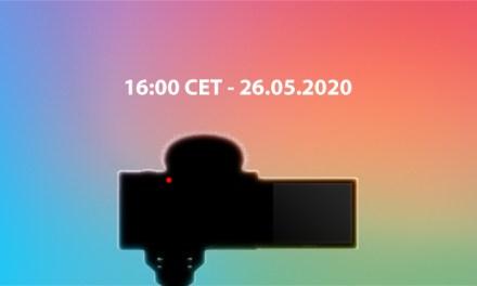 Sony ZV-1, appareil Vlogger prochainement annoncé !