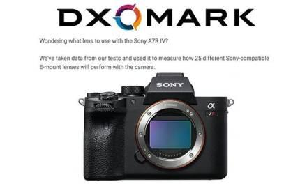 Les meilleurs objectifs pour le Sony A7R IV, selon DxO