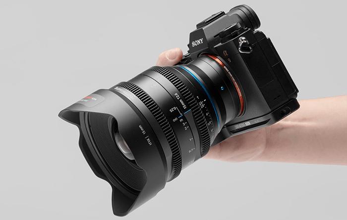 Communiqué de presse : Nouvel objectif Irix Cine 15 mm T2.6 pour monture Sony E