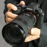 Premières images pratiques Sony A1 du monde réel!