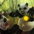 I was going to use another image for this episode but it's a robot panda fighting zombie pandas. HOW CAN I SAY NO TO THIS