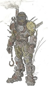 HOWTO: Make DIY power armor and fight crime (3.3/5 stars, 3,501 comments)
