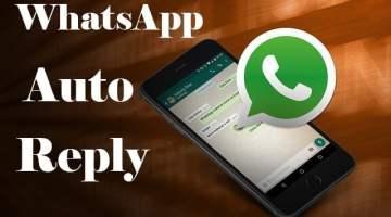 WhatsApp auto reply kya hai or Kaise