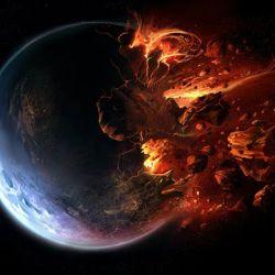 पृथ्वी का विनाश