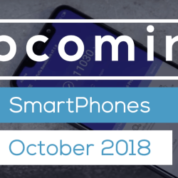 Best upcoming smartphone in October 2018