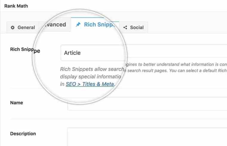 Google RIch Snippets - Yoast SEO vs Rank Math SEO plugin
