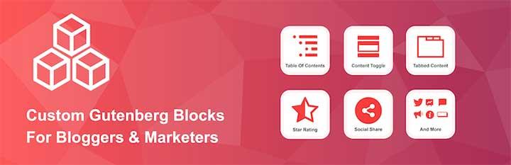 Ultimate-Blocks - Plugin for WordPress Review and Rating