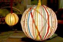como-hacer-lamparas-de-papel-decoradas