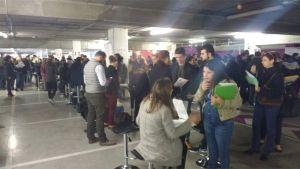 Feria del Empleo en Sambil Madrid