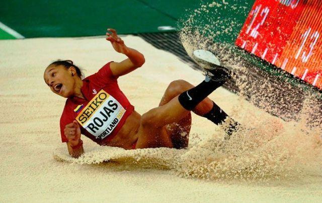 Yulimar Rojas - Atletismo venezolano