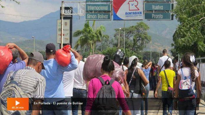 El puente Bolívar - Reportaje de RTVE