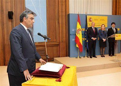 Nuevo embajador de España en Venezuela
