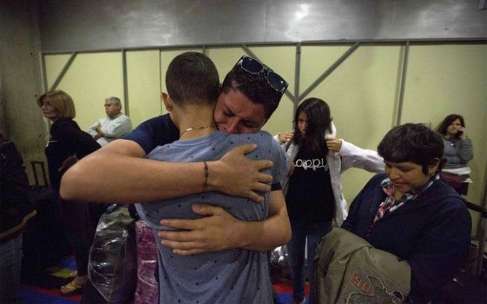 Judíos conversos venezolanos luchan para llegar a Israel