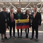 Venezolanos triunfan