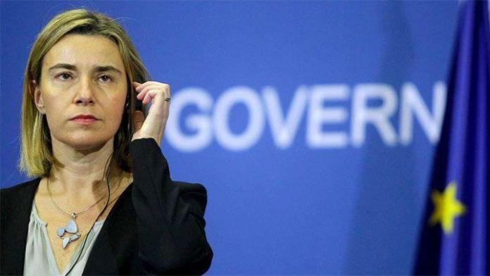 Unión Europea pide calma al gobierno