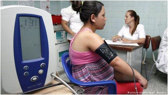 No hay tal ola de embarazadas venezolanas
