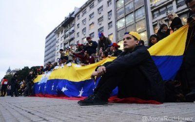 En Argentina, el exilio venezolano tiene rostro de mujer