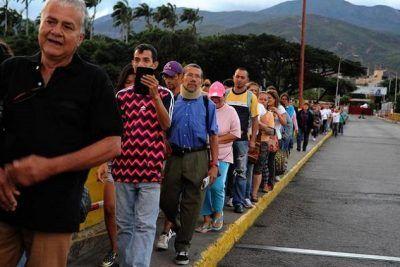 Inmigración en Colombia